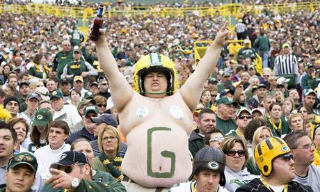 Green Bay fans