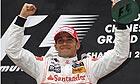 Lewis Hamilton Shanghai