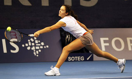 laura robson pics. Laura Robson eventually lost