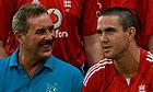 Sir Allen Stanford and Kevin Pietersen