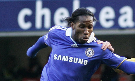 didier drogba fotos. Didier Drogba, whose comments