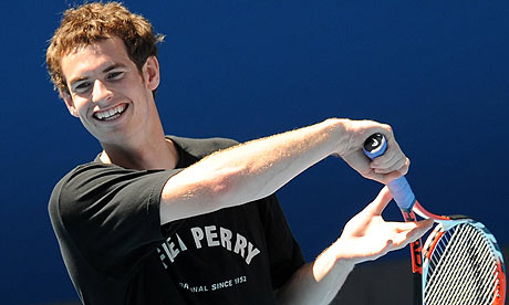 andy murray bulge. safin ulge] / [marat