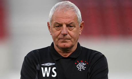 Walter Smith, the Rangers manager