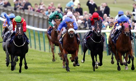 Horse Racing - Champions Meeting - Champions Day - Newmarket Racecourse