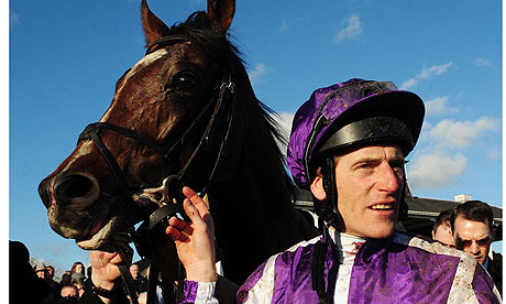 St Nicholas Abbey after the Racing Post Trophy
