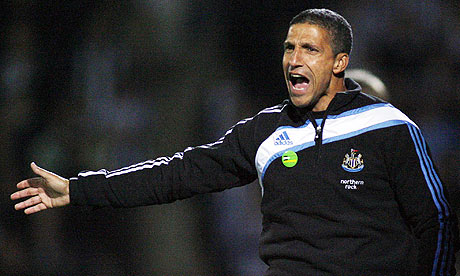Chris Hughton should be looking abroad for new signings