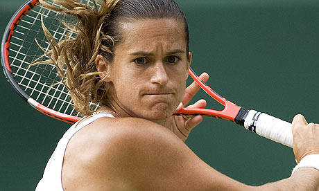 Amélie Mauresmo earned a  million dollar salary - leaving the net worth at 8 million in 2018