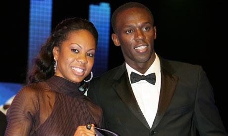 The Jamaican sprinter Usain Bolt and United States 400 metres runner Sanya Richards have won their second IAAF World Athlete of the Year awards.