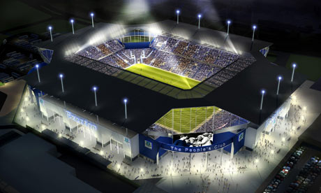 Everton Kirkby stadium 001 [Avram] Grant may not have achieved much in the game, but neither have his players   Tony Cascarino