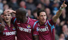 West Ham United v Burnley