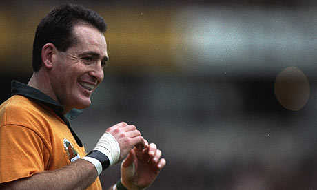 David Campese was part of the Australia side that toured Britain and Ireland in 1984