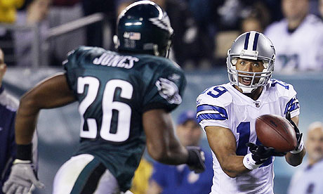 Miles Austin vs. Eagles