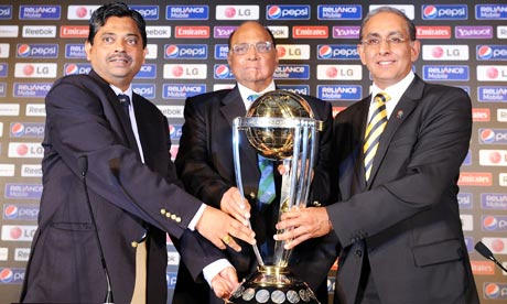 drawn in the same group as the host nation India at the 2011 World Cup.