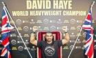 David Haye KM