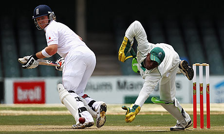 Ian Bell hits out