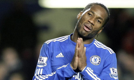 didier drogba fotos. Didier Drogba could miss