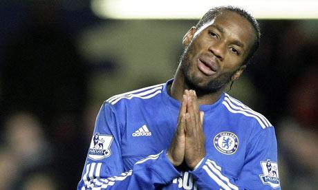 didier drogba fotos. Didier Drogba could miss