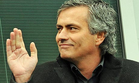 Liga Spanyol  - Real Madrid Kalah Lagi, Mourinho Malah Tersenyum