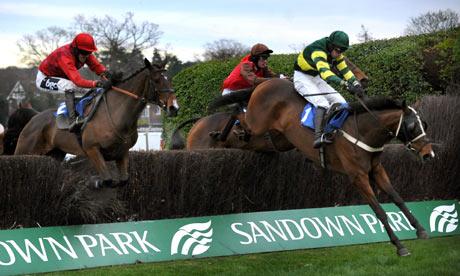 Horse Racing - Tingle Creek Friday - Sandown Park