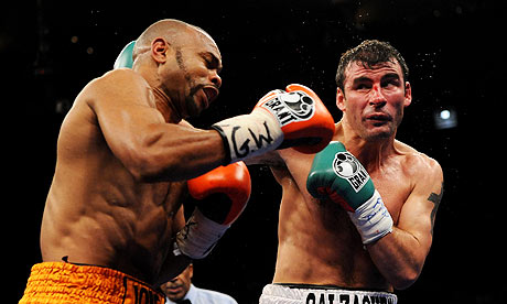 Boxing Kevin Mitchell Pinpoints What Made Joe Calzaghe A