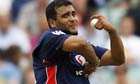 England's Samit Patel