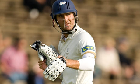 Michael Vaughan is hoping to get back into contention for the England side ahead of the Ashes