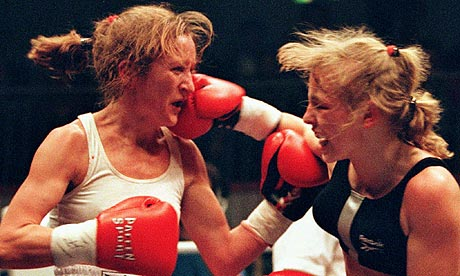Women Amateur Boxing 58