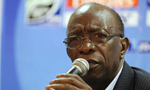 Fifa vice-president, Jack Warner