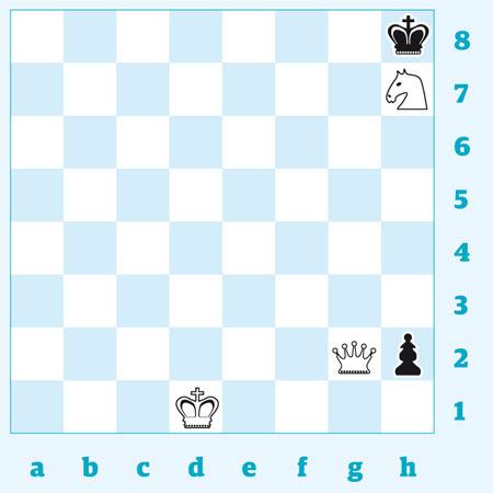 Leonard Barden chess graphic