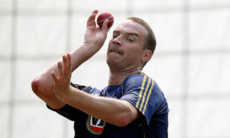 Australia cricketer Stuart Clark