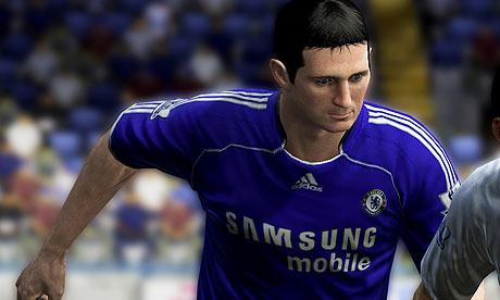 Frank Lampard Fifa 08