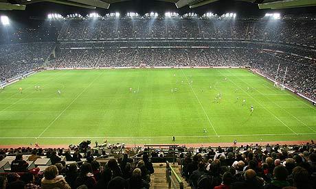 Gaelic Football - Dublin v Tyrone - Croke Park