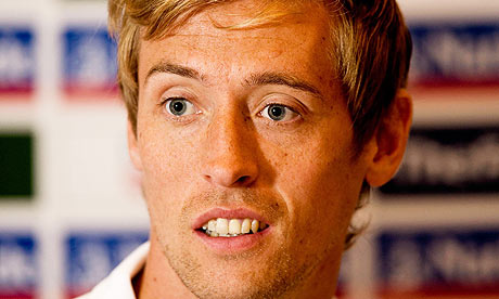 Portsmouth move was right decision, says Peter Crouch | Football | The Guardian - peter-Crouch-001