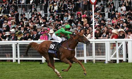 Horse Racing - Royal Ascot - Day Four - Ascot Racecourse
