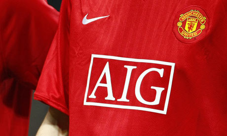 Manchester united name aon corp as new 80m shirt sponsors for Manchester united shirt sponsor