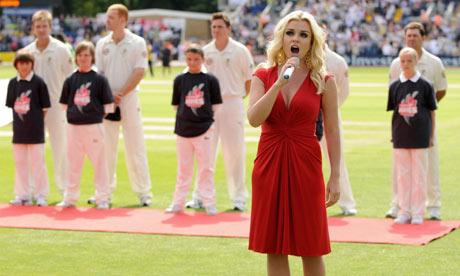 katherine jenkins singing. Katherine Jenkins
