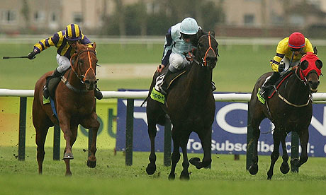 Ayr Gold Cup Race