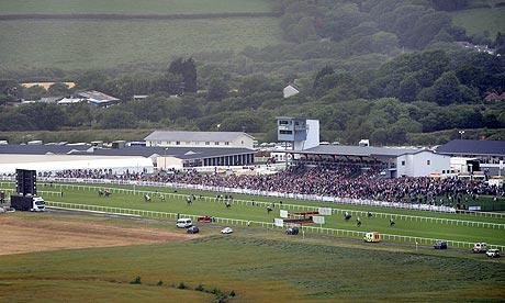 Ffos Las race course