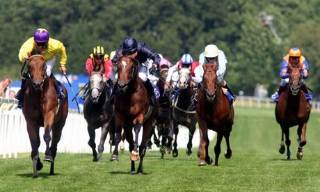 Horse Racing - Coral-Eclipse Day - Sandown Racecourse