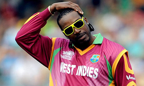 Chris Gayle  001 A celebration of West Indian cricket