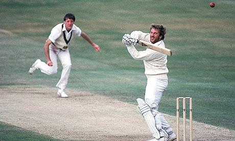 Ian Botham at Headingley in 19