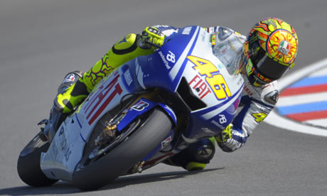 Valentino Rossi Photos on Valentino Rossi Takes Czech Motogp Pole Ahead Of Jorge Lorenzo   Sport