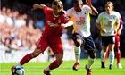 Wilson Palacios, Tottenham Hotspur v Liverpool - Premier League