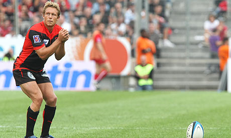Jonny wilkinson 39 back to his best 39 after driving toulon to for Interieur sport wilkinson