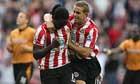 Soccer - Barclays Premier League - Sunderland v Wolverhampton Wanderers - Stadium Of Light