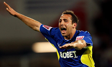 Michael Chopra is all out to beat Newcastle United tomorrow