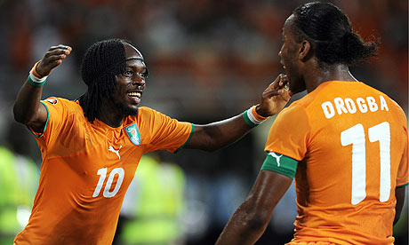 World Cup scouting: Ivory Coast / Denmark