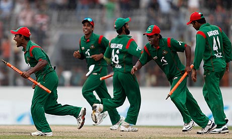 Bangladesh captain delighted after historic series win over New.