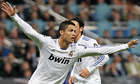 Real Madrid's Cristiano Ronaldo