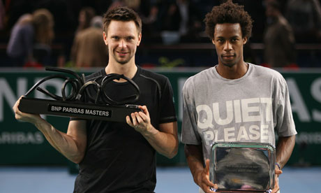 gael monfils hot. defeating Gael Monfils 6-1